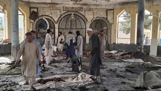 Dutzende Tote im afghanischen Kundus