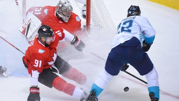Kanada lässt das Team Europa verzweifeln