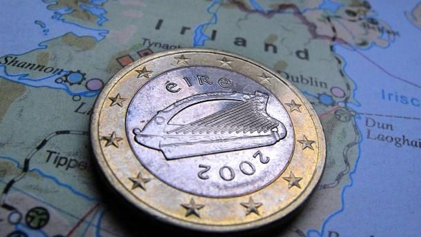 """Ebbe im """"sicheren Hafen"""" des Pfund Sterling"""