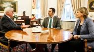 Steinmeier bittet Grüne und FDP zum Gespräch