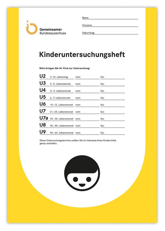 Bilderstrecke Zu Vorsorge Das Gelbe U Heft Wurde Reformiert