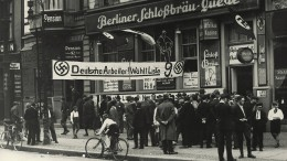 Als der NSDAP der Durchbruch gelingt