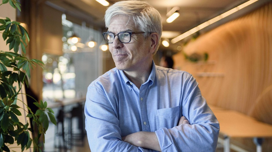 Ökonom Paul Romer ist Professor an der New York University.