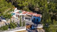 Ausgestattet von einem österreichischen Geheimdienst? Die Villa auf Ibiza, in der Straches Gespräch mit der angeblichen russischen Oligarchin stattgefunden hat.