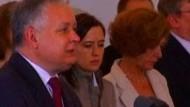 Bestürzung nach Kaczynskis Unglücks-Tod