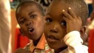 Aids-Krise trifft Kinder hart