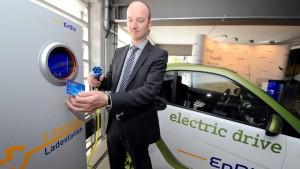 ENBW baut an Autobahnen 1000 Ladesäulen