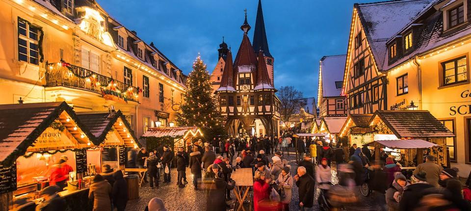 weihnachtsmarkt tourismus boomt in hessen. Black Bedroom Furniture Sets. Home Design Ideas