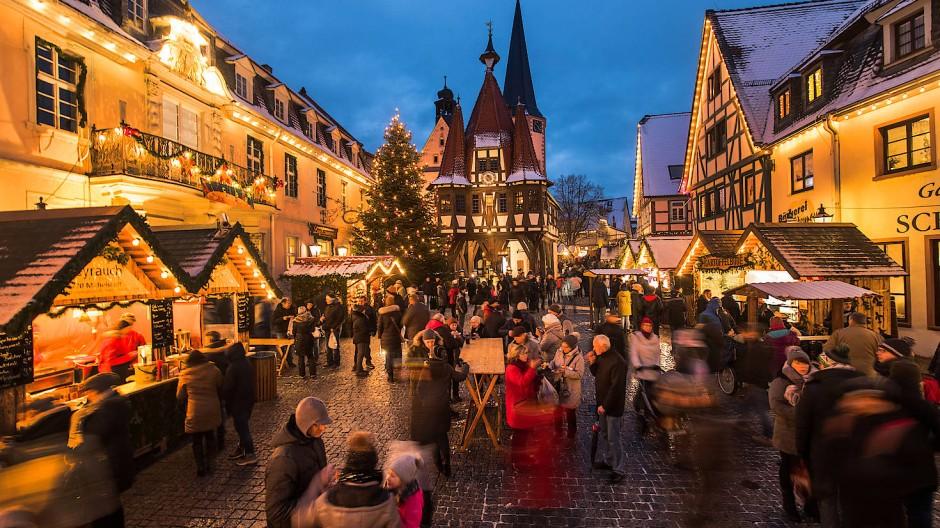 Weihnachtsmarkt Am Goetheturm.Liebsten Weihnachtsmärkte Der F A Z Redakteure