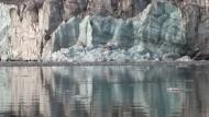 Schmelzende Vorboten des Klimawandels