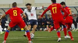 Klarer Sieg in Andorra und ein Novum in Englands Fußball-Historie
