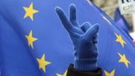 Geht es bei den europäischen Werten am Ende doch nur um das Geld?