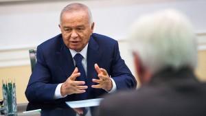 Karimow ist tot