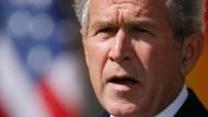Bush will Banken-Krise abfedern