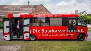 Ludger Weskamp ohne viel Rückhalt klar zum Sparkassenpräsidenten gewählt