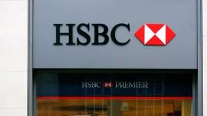Schwere Vorwürfe gegen die Großbank HSBC