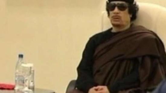 Haftbefehl gegen Gaddafi beantragt