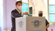 Ministerpräsident Giuseppe Conte wurde bei der Regionalwahl gestärkt, das könnte auch die Wirtschaft stabilisieren.
