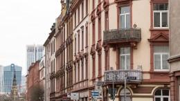 Frankfurt geht gegen illegale Mietangebote vor