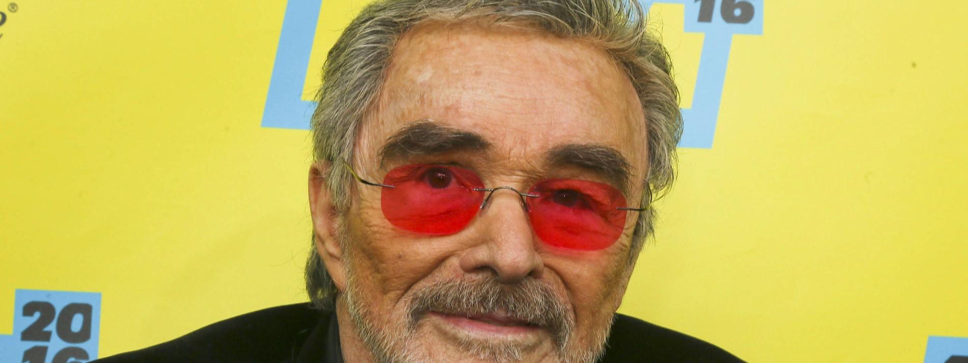 Burt Reynolds findet seine letzte Ruhe in Hollywood