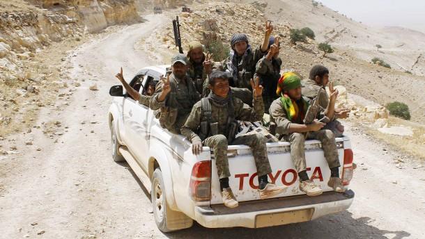 Kurden-Milizen angeblich nicht an Kämpfen gegen Türkei beteiligt