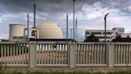 Streitfall: RWE will 235 Millionen Euro Schadenersatz im Fall des stillgelegten Kernkraftwerks Biblis von Land und Bund haben