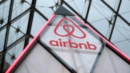 Paris kritisiert Olympia-Sponsoring durch Airbnb scharf