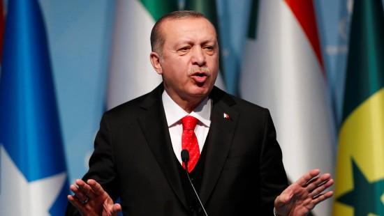 """Erdogan: """"Jerusalem ist Hauptstadt Palästinas"""""""