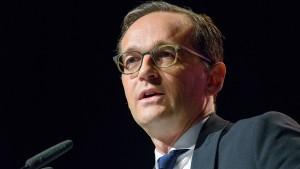 Die SPD braucht einen Erfolg für Maas