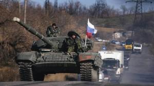 Ukraine klagt gegen Russland