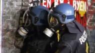 """Polizei durchsucht """"Freistaat Christiania"""""""