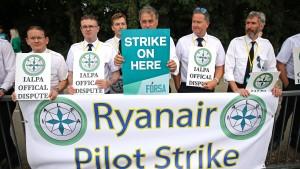 Ryanair-Streiks könnten auch Flughafen Hahn treffen
