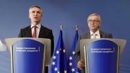 Stoltenberg: Wir werden Russland antworten