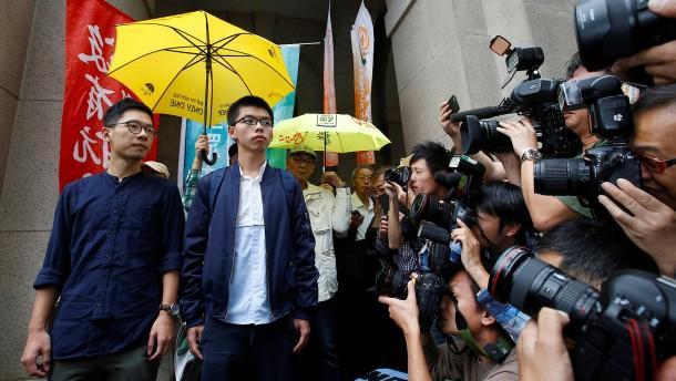 Die Schlinge in Hongkong zieht sich zu