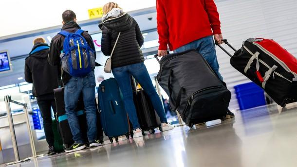 Corona-Testpflicht für alle Flug-Rückkehrer