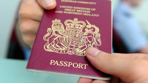 Britannien wird Zuwanderung nach Qualifikation steuern