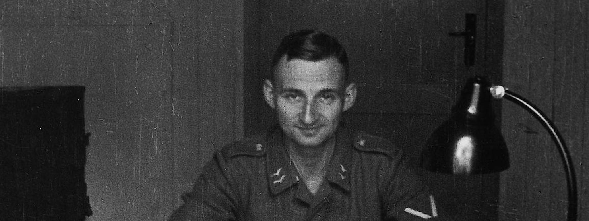 Innensicht des Stauffenberg-Attentats