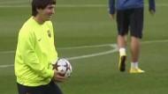 Messi: Kleiner Mann groß in Form