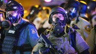 Nationalgarde in Ferguson eingetroffen