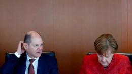CDU erhöht den Druck auf Scholz