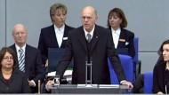 Lammert kritisiert ARD und ZDF