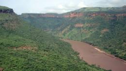 60 Prozent aller Flüsse trocknen einmal im Jahr aus