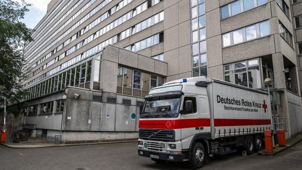Nur noch wenige Neuinfektionen in Frankfurter Flüchtlingsheim