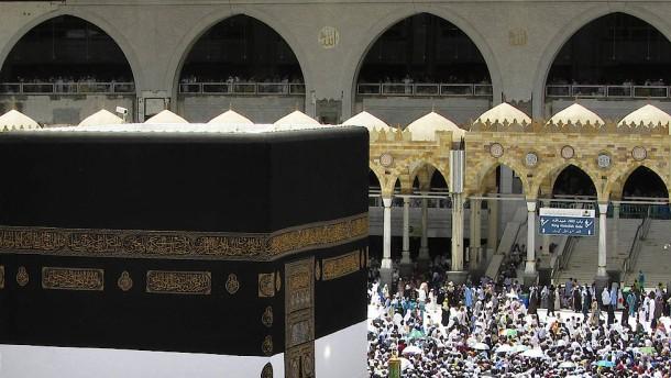 Saudi-Arabien schränkt Pilgerfahrt massiv ein