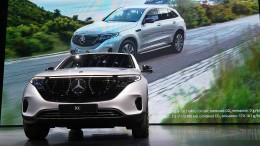 Bis 2030 soll jeder zweite Mercedes elektrisch sein