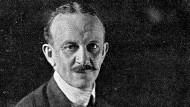 Johann Heinrich Graf von Bernstorff (1862-1939). Nach seiner Ausweisung aus den USA wurde er Botschafter in Konstantinopel. Undatierte Aufnahme.