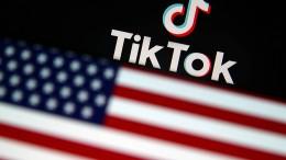 Amerikanische Regierung verbietet Tiktok