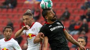 Leverkusen lässt Punkte liegen