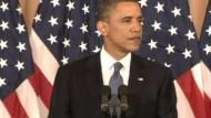 """Obama will """"Arabischen Frühling"""" belohnen"""