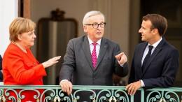 Juncker beruft Asyl-Sondergipfel ein